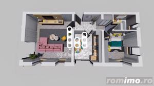 Apartament 2 camere, etajul 1 - Cartierul Tineretului  - imagine 6
