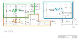 Piata Unirii-Centru, vanzare 6 camere, oportunitate business - imagine 3
