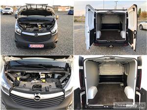 Opel Vivaro 1.6CDTI Bi Turbo Aer Conditionat Full El - imagine 5