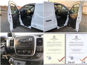 Opel Vivaro 1.6CDTI Bi Turbo Aer Conditionat Full El - imagine 4