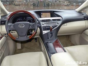 Lexus RX 450H hybrid 2012, 128.000 km, 300 CP - imagine 7