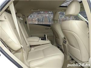 Lexus RX 450H hybrid 2012, 128.000 km, 300 CP - imagine 9
