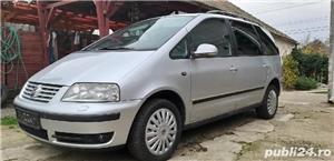 De Vanzare Volkswagen Sharan 1.9TDI 2004 - imagine 2