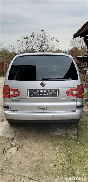De Vanzare Volkswagen Sharan 1.9TDI 2004 - imagine 4