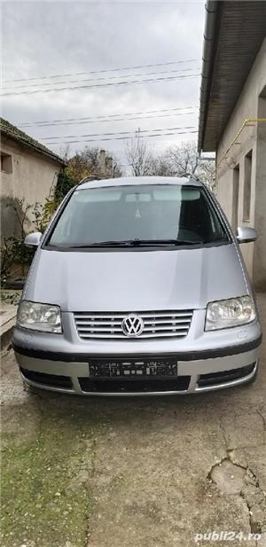 De Vanzare Volkswagen Sharan 1.9TDI 2004 - imagine 1