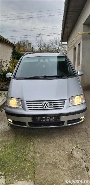 De Vanzare Volkswagen Sharan 1.9TDI 2004 - imagine 5