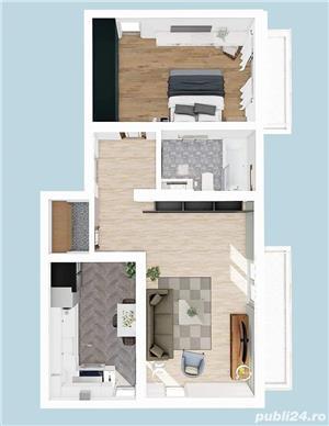 Apartamente cu 2 camere decomandate la cheie ! - imagine 2