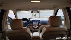 Hyundai Santa Fe 2009 2.2CRDI 7 locuri - imagine 6