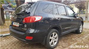 Hyundai Santa Fe 2009 2.2CRDI 7 locuri - imagine 7