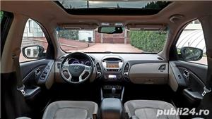 Hyundai ix35 2013 Automat Piele Parking - imagine 8