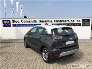"Opel Crossland X | 1.6D | MT6 | 16"" | Senzori parcare | Volan+scaune incalzite | Clima | 2018 - imagine 4"