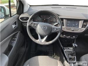 "Opel Crossland X | 1.6D | MT6 | 16"" | Senzori parcare | Volan+scaune incalzite | Clima | 2018 - imagine 8"