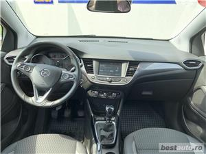 "Opel Crossland X | 1.6D | MT6 | 16"" | Senzori parcare | Volan+scaune incalzite | Clima | 2018 - imagine 7"