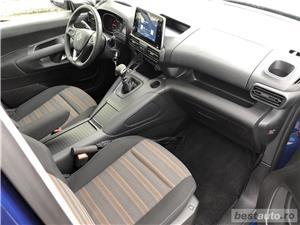 Opel Combo Life | 1.2T | MT6 | Panoramic | Navi | Scaune+volanul incalzite | Senzori parcare | 2019 - imagine 6