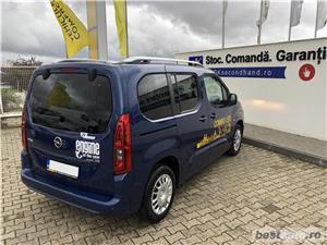 Opel Combo Life | 1.2T | MT6 | Panoramic | Navi | Scaune+volanul incalzite | Senzori parcare | 2019 - imagine 4