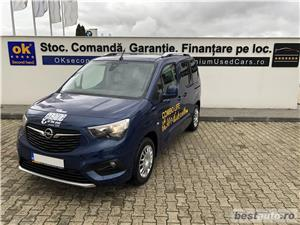 Opel Combo Life | 1.2T | MT6 | Panoramic | Navi | Scaune+volanul incalzite | Senzori parcare | 2019 - imagine 2