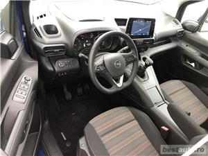 Opel Combo Life | 1.2T | MT6 | Panoramic | Navi | Scaune+volanul incalzite | Senzori parcare | 2019 - imagine 5