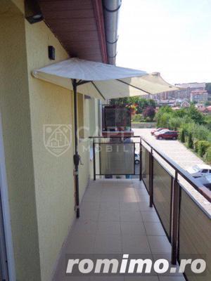 Inchiriere apartament 2 camere, semidecomandat +parcare, zona Campului, Manastur - imagine 18