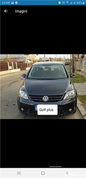 Vw Golf Plus - imagine 3