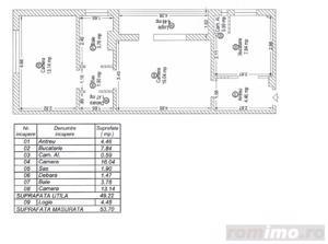 Sagului, 2 camere, amenajat, centrala proprie - imagine 5
