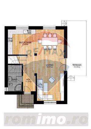Vila|casa individuala|comuna Berceni|intrarea Ciulin - imagine 3
