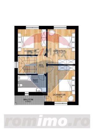Vila|casa individuala|comuna Berceni|intrarea Ciulin - imagine 4