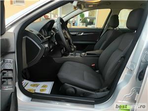 Mercedes C200,GARANTIE 3 LUNI,BUY-BACK,RATE FIXE,motor 2200 TDI,150 CP,6+1 trepte. - imagine 6