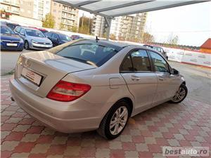 Mercedes C200,GARANTIE 3 LUNI,BUY-BACK,RATE FIXE,motor 2200 TDI,150 CP,6+1 trepte. - imagine 5