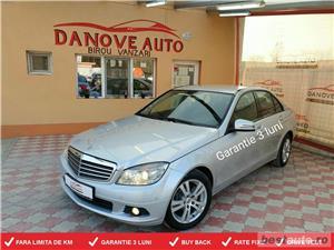 Mercedes C200,GARANTIE 3 LUNI,BUY-BACK,RATE FIXE,motor 2200 TDI,150 CP,6+1 trepte. - imagine 1