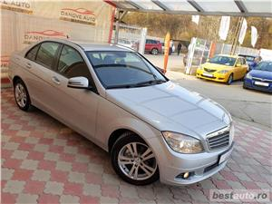 Mercedes C200,GARANTIE 3 LUNI,BUY-BACK,RATE FIXE,motor 2200 TDI,150 CP,6+1 trepte. - imagine 3