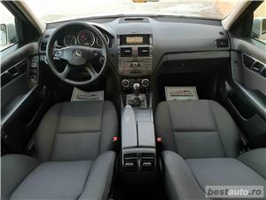 Mercedes C200,GARANTIE 3 LUNI,BUY-BACK,RATE FIXE,motor 2200 TDI,150 CP,6+1 trepte. - imagine 8