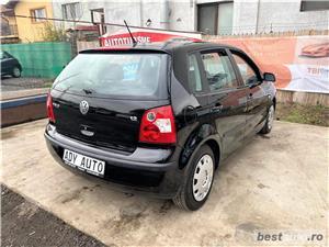 VW POLO 1,2 B , EURO 4 - GARANTIE INCLUSA / RATE FIXE EGALE / BUY-BACK / 4-4 USI / CLIMA  - imagine 4