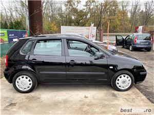 VW POLO 1,2 B , EURO 4 - GARANTIE INCLUSA / RATE FIXE EGALE / BUY-BACK / 4-4 USI / CLIMA  - imagine 5