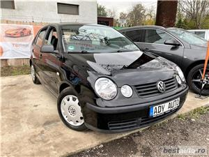 VW POLO 1,2 B , EURO 4 - GARANTIE INCLUSA / RATE FIXE EGALE / BUY-BACK / 4-4 USI / CLIMA  - imagine 2