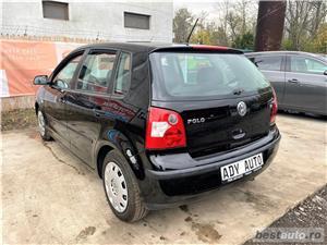 VW POLO 1,2 B , EURO 4 - GARANTIE INCLUSA / RATE FIXE EGALE / BUY-BACK / 4-4 USI / CLIMA  - imagine 3