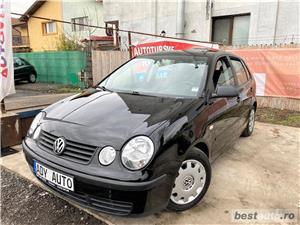 VW POLO 1,2 B , EURO 4 - GARANTIE INCLUSA / RATE FIXE EGALE / BUY-BACK / 4-4 USI / CLIMA  - imagine 1