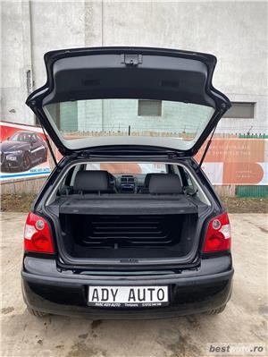 VW POLO 1,2 B , EURO 4 - GARANTIE INCLUSA / RATE FIXE EGALE / BUY-BACK / 4-4 USI / CLIMA  - imagine 9