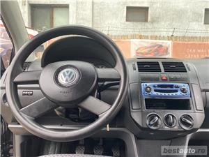VW POLO 1,2 B , EURO 4 - GARANTIE INCLUSA / RATE FIXE EGALE / BUY-BACK / 4-4 USI / CLIMA  - imagine 7