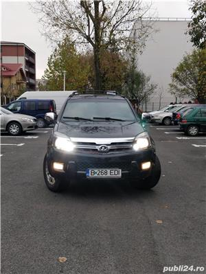 GWM Hover 3, full+, GPL Tomasetto, 4x4, 130 CP, 2008, facelift, Superluxury, istoric service - imagine 2