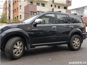 GWM Hover 3, full+, GPL Tomasetto, 4x4, 130 CP, 2008, facelift, Superluxury, istoric service - imagine 4