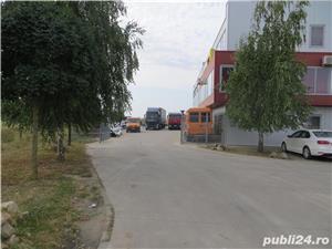 Teren intravilan în suprafață de 2.963 mp și Construcție Birouri și Depozit, Sanleani, jud. Arad - imagine 10
