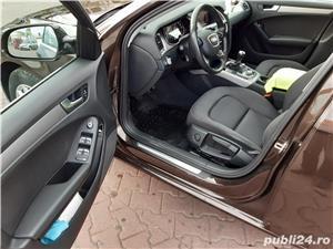 Audi A4 B8-AN 2014 -150CP-Line Assist-Distronic - imagine 6