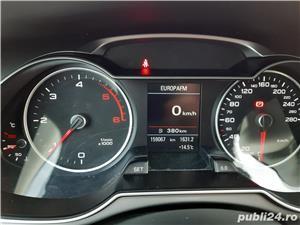 Audi A4 B8-AN 2014 -150CP-Line Assist-Distronic - imagine 7