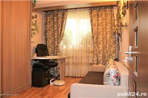 Compozitorilor - 3 camere, 73 mp, parter înalt, mobilat utilat modern! - imagine 11