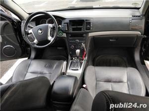 Chevrolet Epica 2.0i, 24V, 6 cilindri, 143CP, cutie automata, GPL nou, anvelope noi, full, limuzina - imagine 7