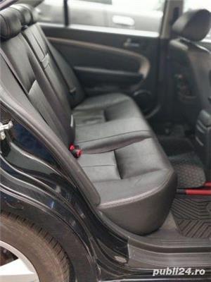 Chevrolet Epica 2.0i, 24V, 6 cilindri, 143CP, cutie automata, GPL nou, anvelope noi, full, limuzina - imagine 8