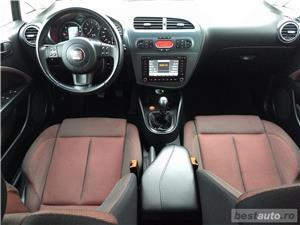 Seat Leon 2.0 TDI  XENON Navigatie Subwoofer Pilot Automat Scaune Sport . - imagine 4