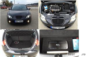 Seat Leon 2.0 TDI  XENON Navigatie Subwoofer Pilot Automat Scaune Sport . - imagine 6