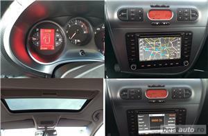Seat Leon 2.0 TDI  XENON Navigatie Subwoofer Pilot Automat Scaune Sport . - imagine 3