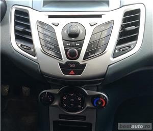 Ford Fiesta 1,4 Diesel an 2010 cu 4 usi  Stare EXCELENTA  - imagine 9